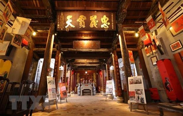 Conservation et valorisation des valeurs patrimoniales du Vieux quartier de Hanoi hinh anh 1
