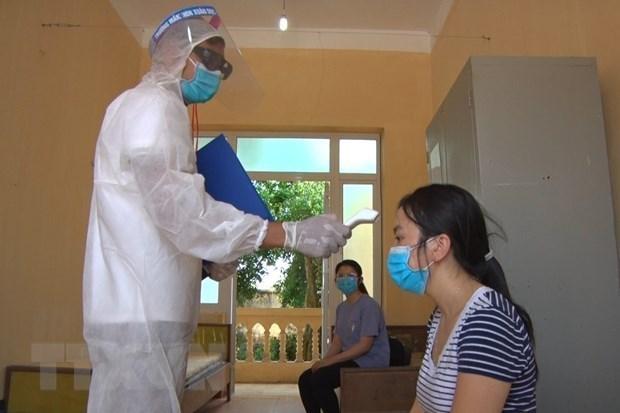 COVID-19: aucune nouvelle infection n'est signalee au Vietnam mardi matin hinh anh 1