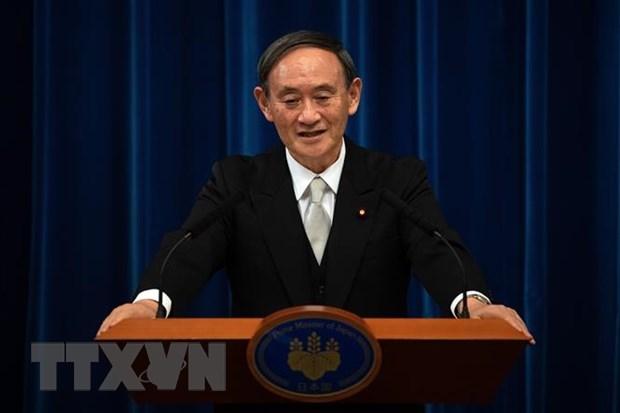 Le Premier ministre japonais confirme sa visite prochaine au Vietnam hinh anh 1