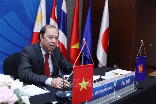 Conference des experts d'Asie de l'Est sur la cooperation en reponse au COVID-19 hinh anh 1
