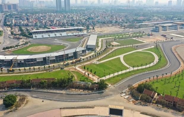 Annulation du Grand Prix de Formule 1 du Vietnam hinh anh 1