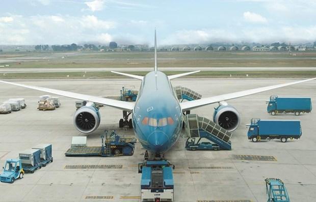 Vietnam Airlines reprend la desserte de quatre lignes interieures en octobre hinh anh 1