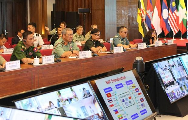 ASEAN : les conferences ADMM-14 et l'ADMM+ seront organisees en ligne hinh anh 1