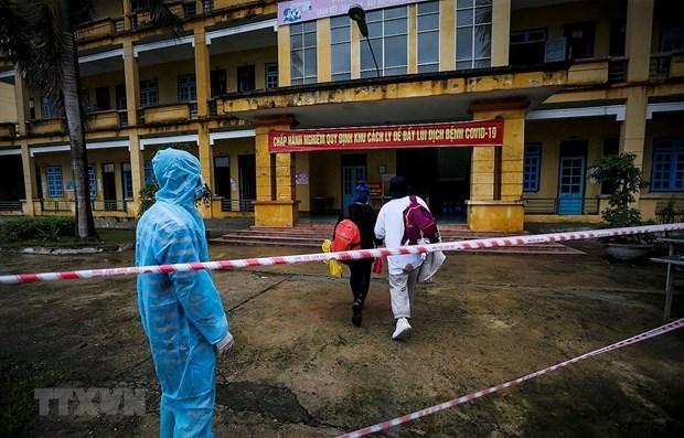 COVID-19: le Vietnam enregistre trois nouveaux cas importes hinh anh 1
