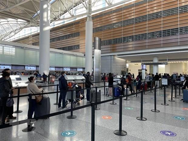 Rapatriement de pres de 360 citoyens vietnamiens des Etats-Unis et du Japon hinh anh 1