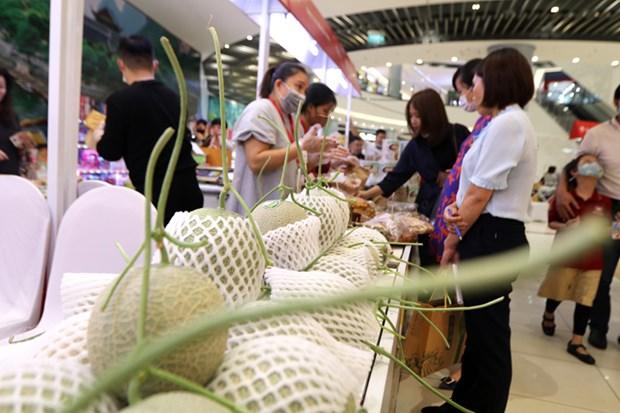 Promotion des produits agricoles dans le reseau de supermarches AEON hinh anh 5