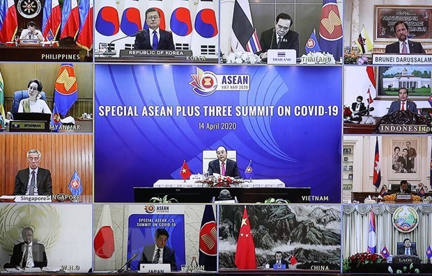 Le site web Modern Diplomacy apprecie le role du Vietnam en tant que president de l'ASEAN hinh anh 1
