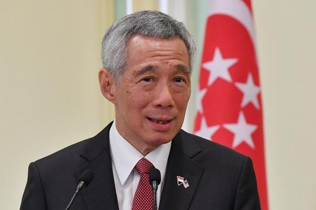 Le PM singapourien suggere trois domaines pour stimuler la cooperation entre les pays de l'EAS hinh anh 1