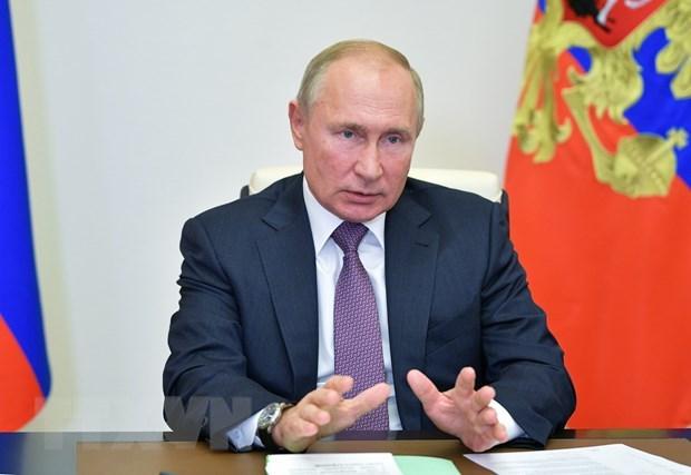 ASEAN 2020: la Russie est prete a renforcer sa cooperation en epidemiologie hinh anh 1