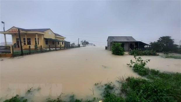 Les catastrophes naturelles coutent chaque annee 1,5% du PIB hinh anh 1