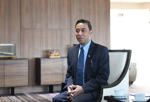 Le Myanmar apprecie la presidence vietnamienne de l'ASEAN 2020 hinh anh 1