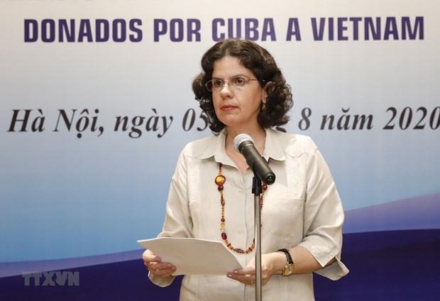 La solidarite Vietnam-Cuba, un modele des relations internationales hinh anh 1