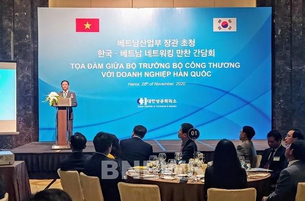 Promotion de l'investissement sud-coreen au Vietnam hinh anh 1