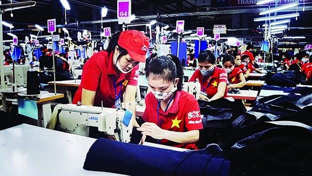Textile-habillement : le pays vise 34 milliards de dollars d'exportations pour toute l'annee hinh anh 1