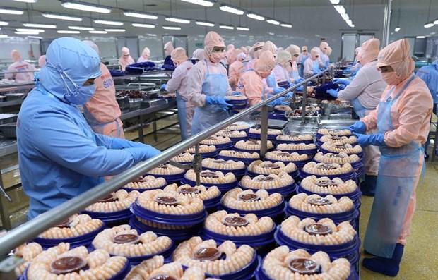 VASEP : les exportations de produits aquatiques pourraient atteindre 8,6 milliards de dollars hinh anh 1