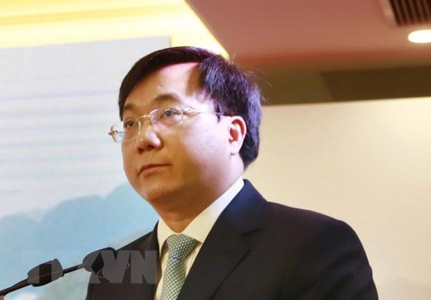 Reunion de pre-lancement de la 8e phase de l'Initiative conjointe Vietnam-Japon hinh anh 1