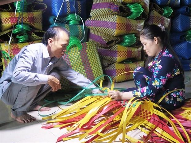 Plus de 9,6 millions de travailleurs ruraux recoivent une formation professionnelle hinh anh 1