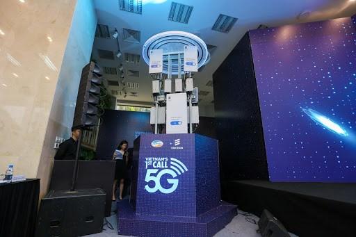 Le Vietnam est en avance sur le terrain de jeu pour la 5G commerciale hinh anh 1