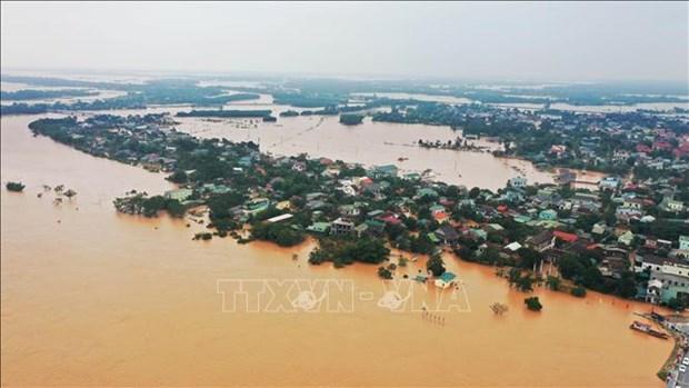 Enquete sur les effets les plus inquietants du changement climatique pour l'Asie du Sud-Est hinh anh 1