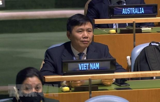 Le Vietnam appelle les parties en Syrie a renforcer le dialogue hinh anh 1