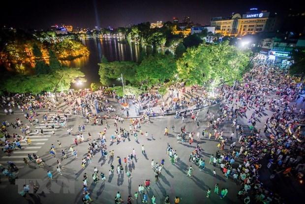 Hanoi etend l'espace pietonne au Sud du Vieux quartier hinh anh 1