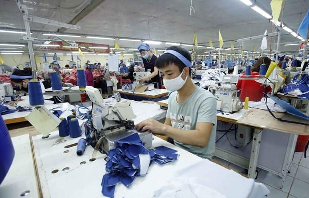 Les secteurs du textile et de la chaussure attendent le libre-echange Vietnam-Royaume-Uni hinh anh 1