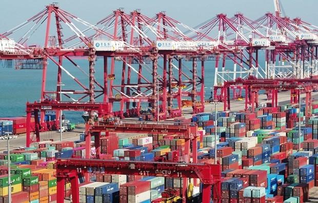 L'excedent commercial du Vietnam en 2020 au plus haut depuis cinq ans hinh anh 1