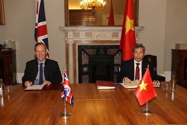 UKVFTA - un tournant dans les relations entre le Vietnam et le Royaume-Uni hinh anh 1