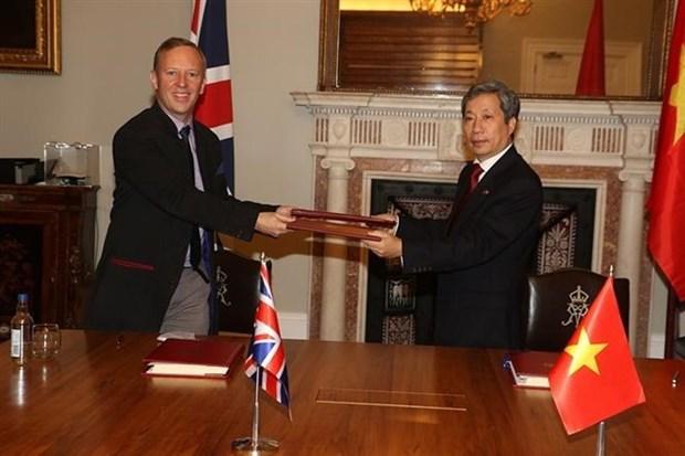 UKVFTA - un tournant dans les relations entre le Vietnam et le Royaume-Uni hinh anh 2