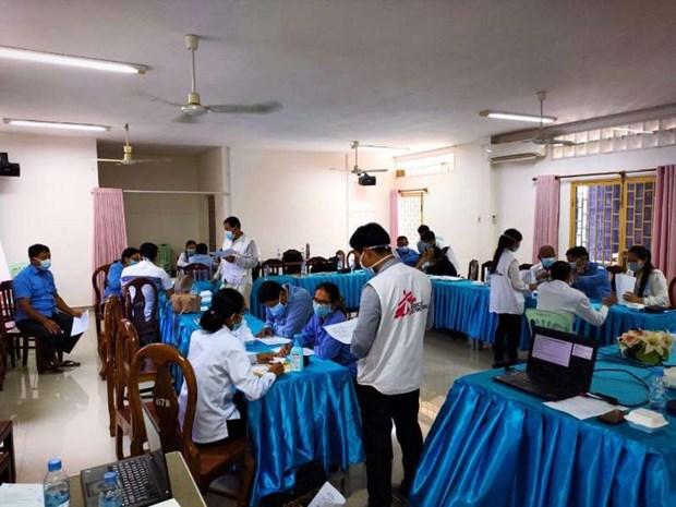 L'evolution de l'epidemie de COVID-19 au Cambodge, au Laos et aux Philippines hinh anh 1