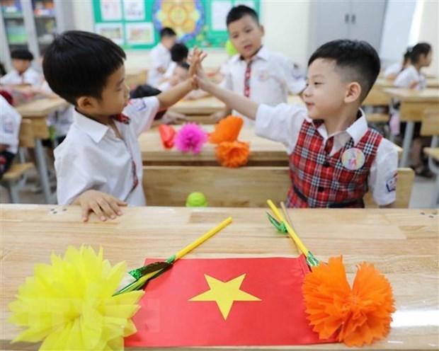 Nouvel An lunaire : les eleves de Hanoi beneficieront de neuf jours de conges hinh anh 1