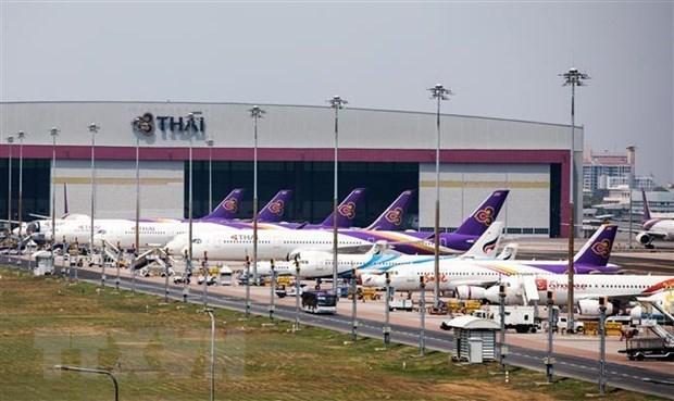 Thailande : le secteur de l'aviation gravement touche par la 2e vague du COVID-19 hinh anh 1