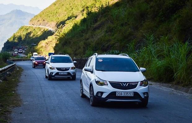 Plus de 4.000 voitures VinFast vendues en decembre 2020 hinh anh 1
