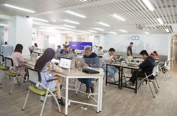 La demande de bureaux partages continue d'augmenter hinh anh 1