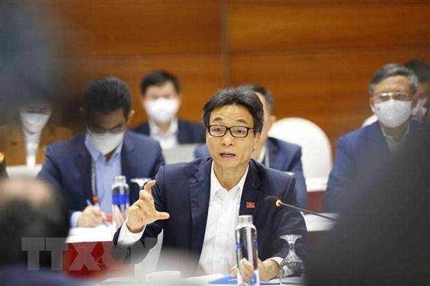 COVID-19 : decouverte de 82 nouveaux cas a Hai Duong et Quang Ninh hinh anh 1