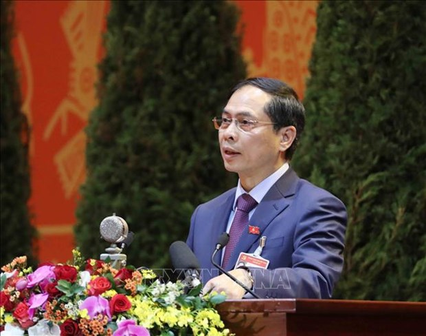 Congres du Parti : l'integration internationale proactive au service du developpement national hinh anh 1
