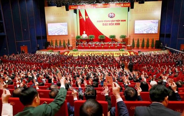 Toutes les decisions du Parti communiste du Vietnam sont prises dans l'interet du peuple hinh anh 1