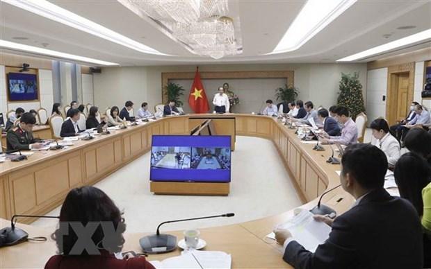 Acceleration de la preparation des documents normatifs et juridiques hinh anh 2