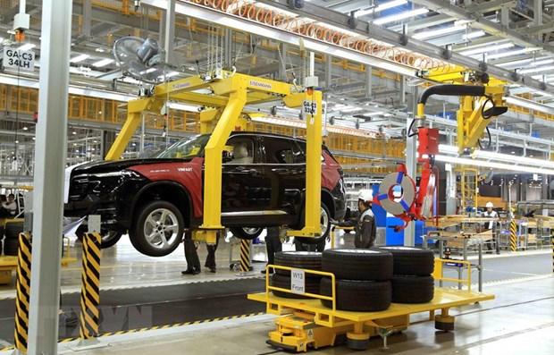 Bloomberg : VinFast envisage de construire une usine automobile aux Etats-Unis hinh anh 1