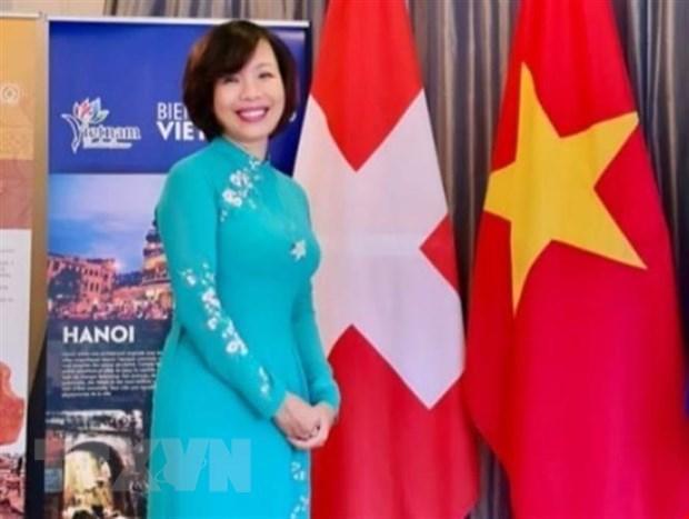 Le Vietnam intensifie sa cooperation avec la Suisse hinh anh 1