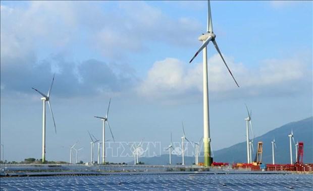 Des experts impressionnes par la transition vers les energies renouvelables au Vietnam hinh anh 1