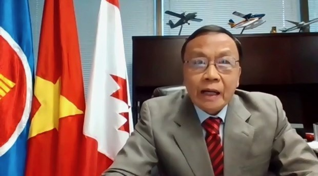 Les autorites de la Colombie-Britannique apprecient le dynamisme de l'economie vietnamienne hinh anh 2