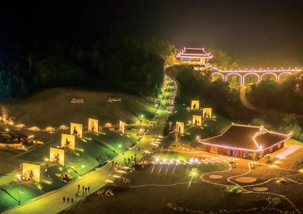 Bac Giang s'oriente vers le developpement de l'economie nocturne hinh anh 1