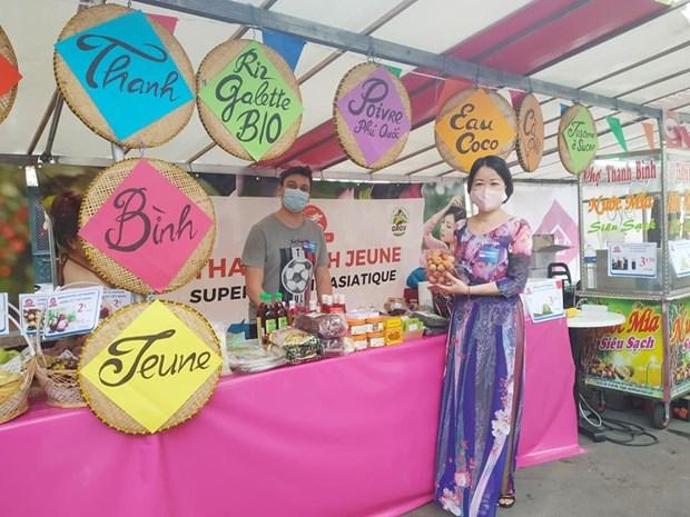 Le festival de la gastronomie vietnamienne a Paris hinh anh 1