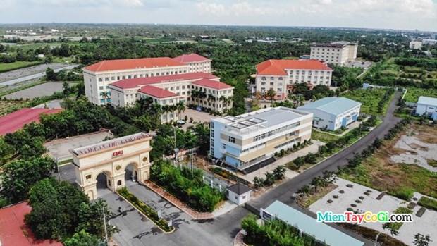 L'Universite de Nam Can Tho propose la construction d'une zone urbaine et universitaire de 100 ha hinh anh 1