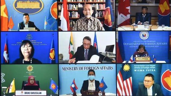 Le 18e Dialogue en ligne ASEAN-Canada hinh anh 1