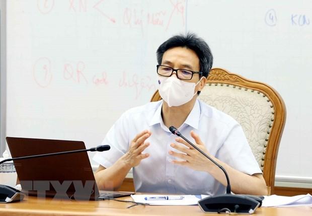 Ho Chi Minh-Ville: il faut separer de toute urgence les patients souffrant du COVID-19 hinh anh 1