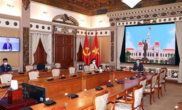 La 13e Assemblee generale de l'Association des gouvernements locaux dans l'Asie du Nord-Est hinh anh 2