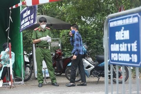Hanoi s'engage fermement dans la lutte contre la pandemie hinh anh 2