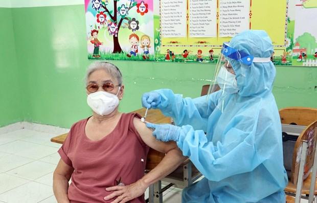 Le Fonds de vaccins contre le COVID-19 recoit 8.574 milliards de dongs hinh anh 1